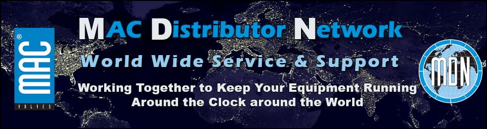 Distributors | Mac Valves